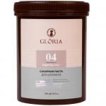Фото Gloria Gloria Classic - Сахарная паста для депиляции средняя, 1800 г