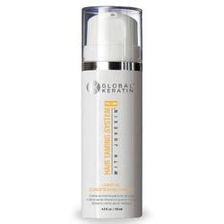 Фото Global Keratin Leave in Conditioner Cream - Несмываемый кондиционер-крем для волос, 130 мл