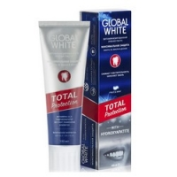 Global White - Зубная паста ежедневная витаминизированная, 100 мл