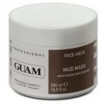 Guam Professional - Маска для лица на основе глины увлажняющая, 500 мл