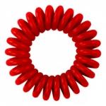 Фото Hair Bobbles HH Simonsen - Резинка-браслет для волос, Красная, 3 штуки
