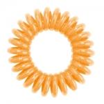 Фото Hair Bobbles HH Simonsen Orange - Резинка-браслет для волос, Оранжевая, 3 штуки