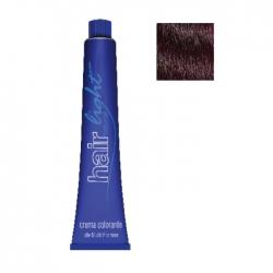 Hair Company Hair Light Crema Colorante - Стойкая крем-краска 5.22 интенсивный искрящийся светлый каштан 100 мл