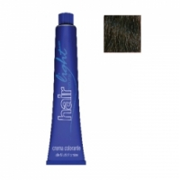 Hair Company Hair Light Crema Colorante - Стойкая крем-краска 6.01 тёмно-русый натуральный сандрэ 100 мл