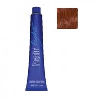 Hair Company Hair Light Crema Colorante - Стойкая крем-краска 7.44 русый медный интенсивный 100 мл