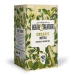 Фото Heath and Heather - Чай Крапива Органик, 20  пакетов в индивидуальной упаковке