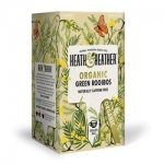 Фото Heath and Heather - Чай Зеленый ройбуш Органик, 20  пакетов в индивидуальной упаковке