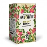 Фото Heath and Heather - Напиток Эхинацея Органик, 20  пакетов в индивидуальной упаковке