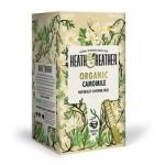 Фото Heath and Heather - Напиток Ромашка Органик, 20  пакетов в индивидуальной упаковке