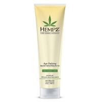 Купить Hempz Age Defying Glycolic Herbal Body Scrub - Скраб для тела, Антивозрастной, 265 гр