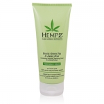 Фото Hempz Exotic Green Tea&Asian Pear Exfoliating Herbal Cleansing Mud and Body Mask - Маска-глина растительная, отшелушивающая, 200 мл