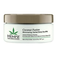 Hempz Herbal Body Souffle Coconut Fusion