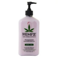 Купить Hempz Pomegranate Herbal Body Moistyrizer - Молочко для тела увлажняющее с гранатом 500 мл