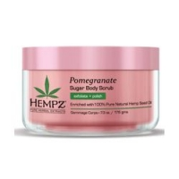 Купить Hempz Sugar & Pomegranate Body Scrub - Скраб для тела сахар и гранат 176 гр