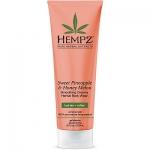 Фото Hempz Sweet Pineapple&Honey Melon Herbal Body Wash - Гель для душа , Ананас & Медовая Дыня , 250 мл