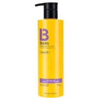 Купить Holika Holika Biotin Damage Care Shampoo - Шампунь для поврежденных волос, 400 мл