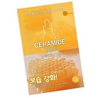 Holika Holika Ceramide Ampoule Essence Mask Sheet - Маска тканевая для лица с керамидами, 16 мл