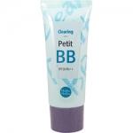 Фото Holika Holika Clearing Petit BB SPF 30 PA - BB крем тональный с маслом чайного дерева, 30 мл