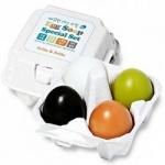Фото Holika Holika Egg Soap Special Set - Мыло маска, набор, 50 г*4