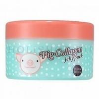 Holika Holika Pig-Collagen jelly pack - Ночная маска для лица, 80 г