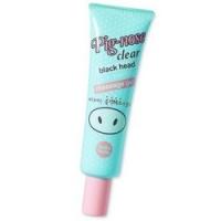 Holika Holika Pignose clear black head peeling massage gel - Гель-пилинг для очистки пор, 30 мл