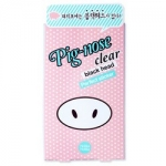 Фото Holika Holika Pignose clear black head Perfect sticker - Полоска для носа, очищающая, 1 г