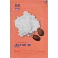 Holika Holika Pure Essence Mask Sheet Shea Butter - Маска тканевая питающая с маслом ши, 20 мл