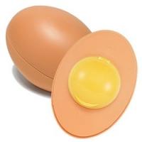 Holika Holika Smooth Egg Skin Cleansing Foam Beige - Очищающая пенка для лица, бежевый, 140 мл