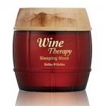 Фото Holika Holika Wine Therapy Sleeping Mask Red Wine - Маска для лица ночная, красное вино, 120 мл