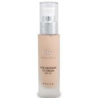 Holy Land Age Defense CC Cream Medium SPF50 - Корректирующий крем, натуральный оттенок, 50 мл фото
