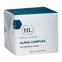 Holy Land Alpha Complex Multifruit System Day Defense Cream Spf 15 - Дневной защитный крем, 50 мл