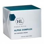 Фото Holy Land Alpha Complex Multifruit System Day Defense Cream Spf 15 - Дневной защитный крем, 50 мл