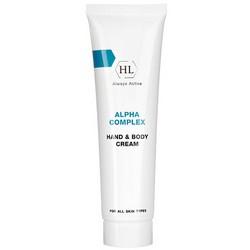 Фото Holy Land Alpha Complex Multifruit System Hand & Body Cream - Крем для рук и тела, 100 мл