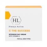 Holy Land C The Success intensive day cream - Интенсивный дневной крем, 50 мл