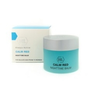 Holy Land Calm Red Nighttime Strengthening Balm - Укрепляющий бальзам, 50 мл
