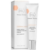 Holy Land Dermalight Dark Circle Corrective Eye Cream Make-Up - Крем корректирующий с тоном, 15 мл