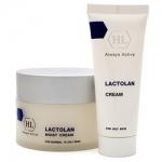 Фото Holy Land Lactolan moist cream for oily - Увлажняющий крем для жирной кожи, 70 мл