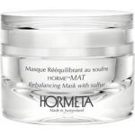 Фото Hormeta Horme Mat Rebalancing Mask With Sulfur - Маска нормализующая с серой, 50 мл