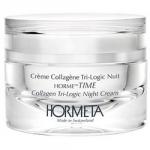 Фото Hormeta Horme Time Collagen Tri-Logic Cream - Крем ночной коллагеновый тройного действия, 50 мл