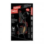 Фото Hotex - Майка-корсет, длинный рукав, цвет черный, 1 шт