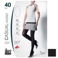 Купить Ibici Casual 40 Hydro - Прозрачные колготки цвет черный, размер 2