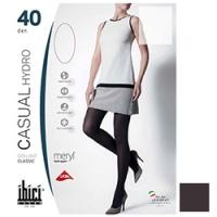 Купить Ibici Casual 40 Hydro - Прозрачные колготки цвет кофе, размер 1