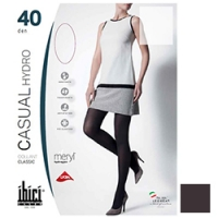 Купить Ibici Casual 40 Hydro - Прозрачные колготки цвет кофе, размер 2