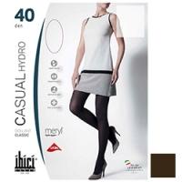 Купить Ibici Casual 40 Hydro - Прозрачные колготки цвет лесной орех, размер 1