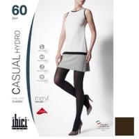 Купить Ibici Casual 60 Hydro - Колготки плотные цвет коричневый, размер 1