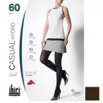 Фото Ibici Casual 60 Hydro - Колготки плотные цвет коричневый, размер 2