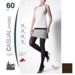 Фото Ibici Casual 60 Hydro - Колготки плотные цвет коричневый, размер 4