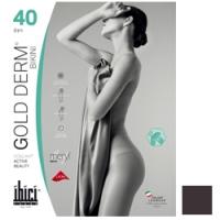 Купить Ibici Gold 40 Derm Bikini - Прозрачные колготки цвет кофе, размер 3