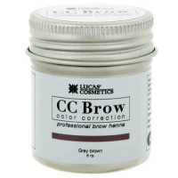 CC Brow Grey Brown