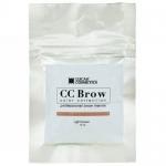 Фото CC Brow Light Brown - Хна для бровей в саше (светло-коричневый), 10 г